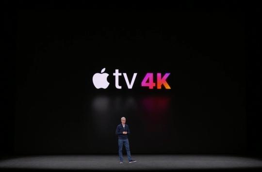 Apple TV 4K ahora