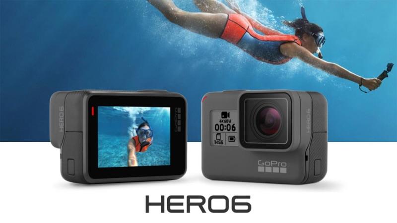GoPro Hero6 Underwater Banner Best Gifts