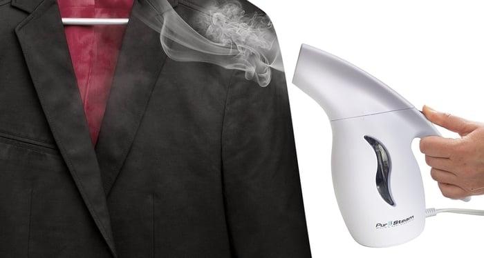 PurSteam Travel Clothes Steamer Best Gifts