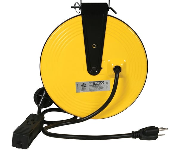 Bayco Retractable Extension Cord Best Men Gifts