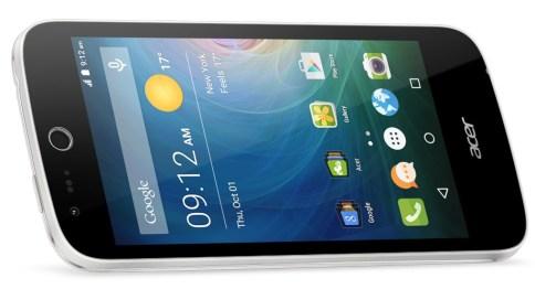 Acer Liquid Z330 dengan Layar 4,5 Inci Android 5.1 Lollipop Dirilis ss