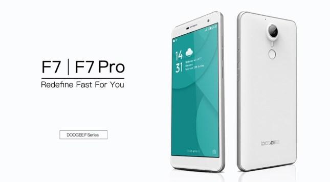 "Doogee F7 Pro: Phablet 5.7"" dengan RAM 4GB dan Kamera 21MP dr"
