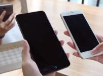 Tes Kecepatan Fingerprint: Umi Super, iPhone 6s dan Meizu Note 3 re