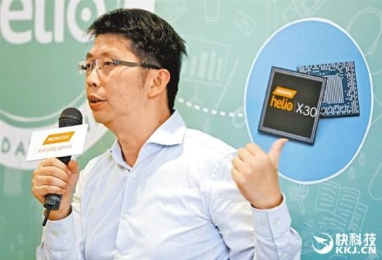 Mediatek Helio X30 Dukung RAM 8GB dan GPU PowerVR fs