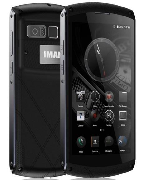 iMan Victor: Smartphone Mewah dengan Helio P10, IP67 dan Liquid Metal s