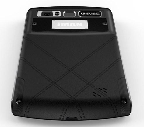 iMan Victor: Smartphone Mewah dengan Helio P10, IP67 dan Liquid Metal b