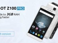 "Cubot Z100 Pro Dirilis: Smartphone 5"" RAM 3GB Harga Murah b"