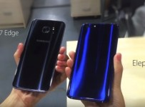 Adu Desain Punggung Elephone S7 VS Samsung Galaxy S7 d