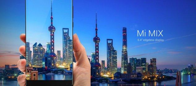 Xiaomi Mi Mix: Phablet Edge-Less dengan Rasio Layar 91.3% d