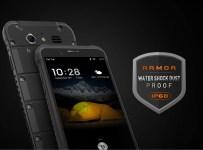 Ulefone Armor diumumkan: Smartphone Rugged 4.7 inci dengan Rating IP68 3