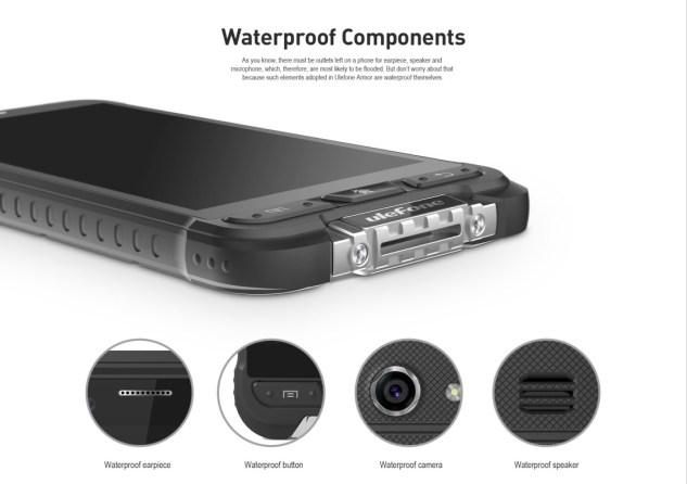 Ulefone Armor diumumkan: Smartphone Rugged 4.7 inci dengan Rating IP68 1