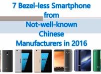 7 Smartphone Cina Bezel-less yang Rilis selama 2016 2