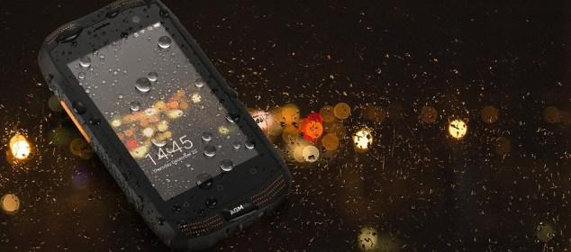 Smartphone Rugged Layar 4-inci? AGM A2 solusinya...!! 5