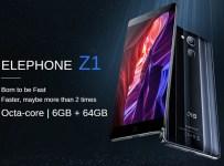 Elephone Z1 dengan RAM 6GB bisa Ditebus cuma 2,5 Juta Rupiah saja!! 2