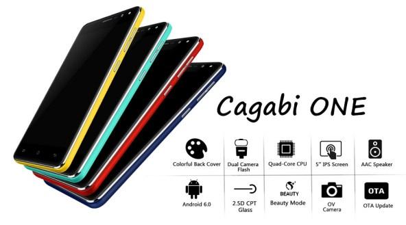 Cagabi One dirilis dengan 7 Warna: Harga Cuma 500 Ribuan 1