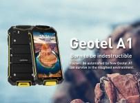 "Geotel A1: Smartphone Rugged 4.5"" Harga Dibawah Sejuta 1"