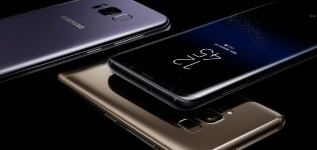 Samsung Galaxy S8 series: 5 Warna, Rating IP68, Bluetooth 5.0 a
