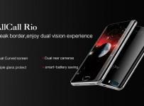 AllCall Rio: Smartphone Layar 3D, Kamera Ganda, Tangguh dan Murah 3