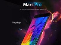 Harga dan Spesifikasi Vernee Mars Pro: dengan RAM 6GB dan VOS 2