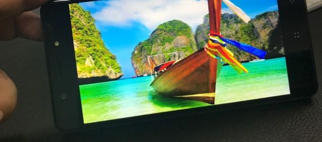 Beginilah Penampilan Efek 3D di Elephone P8 3D f