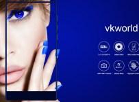 Vkworld Mix Plus: Smartphone Tri-Bezel-Less RAM 3GB Harga Murah s