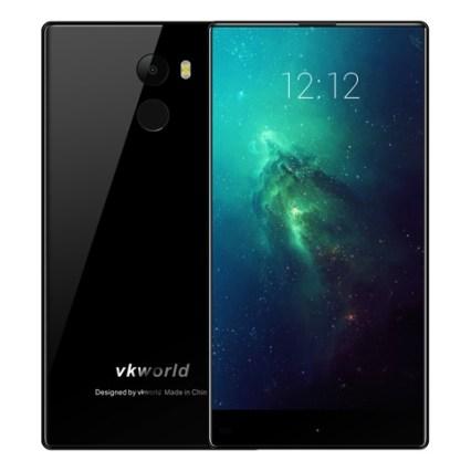 Vkworld Mix Plus: Smartphone Tri-Bezel-Less RAM 3GB Harga Murah u