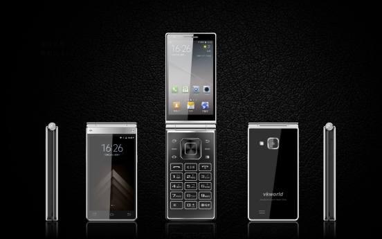 Smartphone Lipat Dua Layar: Vkworld T2 Plus segera Hadir 5