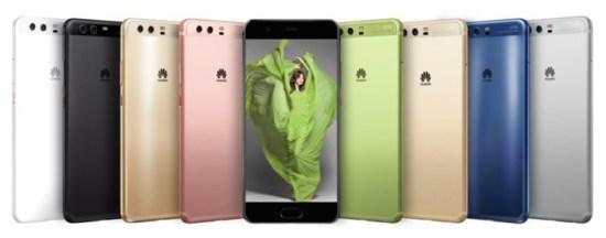 Huawei P10 dengan ROM 128GB, Warna Meriah: Kupon Diskon via Tomtop 1