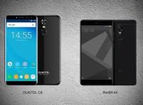 Oukitel C8 diadu dengan Xiaomi Redmi 4X: Bagusan Mana? 3