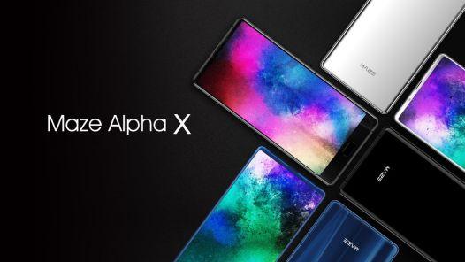 Inilah Maze Alpha X: Siap Hadir Dengan Layar 18:9 dan RAM 6GB 1
