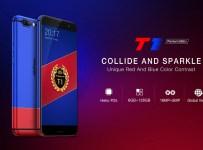 Ulefone T1 Premium Edition: Dengan Warna Baru dan ROM 128GB d