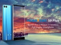 Homtom S9 Plus: Phablet 6 inci 18:9 Desain Keren dan Harga Murah 1