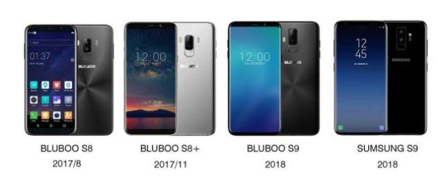 Belum Juga Rilis, Samsung S9 Sudah Punya Pesaing: Inilah Bluboo S9!! 1
