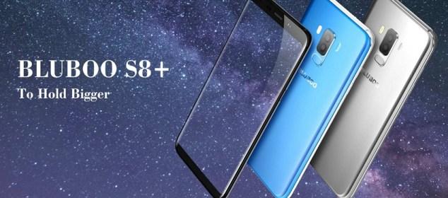 Bluboo S8+ dengan RAM 4GB, Layar 6 inci: Harga dan Spesifikasi 3