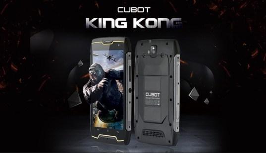 Cubot KingKong: Smartphone Rugged Murah dengan Baterai Besar 1