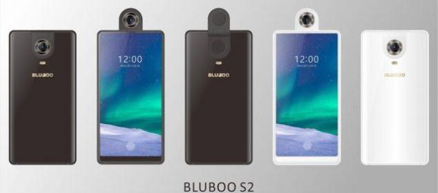 Purwarupa Bluboo S2: dengan Kamera Lipat dan Fingerprint di Layar 1