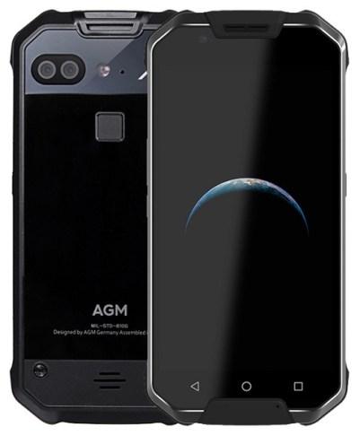AGM X2: Phablet Rugged RAM 6GB, Snapdragon 653, Baterai 6000 mAh 7