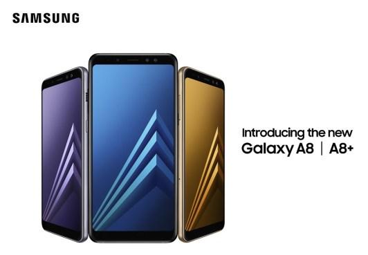 Samsung Galaxy A8 / A8+ 2018: Harga dan Spesifikasi 7