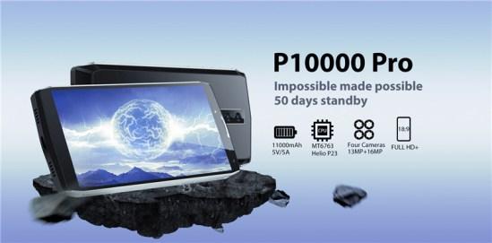 Waktu Siaga 50 Hari, Blackview P10000 Pro siap Hadir dengan Spek Tinggi! 1