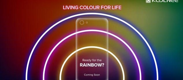 Koolnee Siapkan Smartphone Baru dengan Warna Bunglon 1