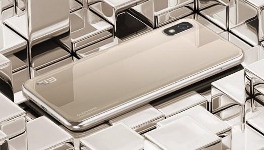 Elephone A4: Phablet Layar Notch 5.85 inci dengan Fingerprint Samping 1