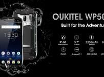 Oukitel WP5000: Smartphone Rugged RAM 6GB Baterai 5200 mAh 7