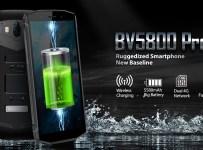 Blackview BV5800 Pro dirilis: MT6739, NFC, Wireless Charging 5