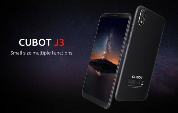 Cubot J3 dan J3 Pro dirilis: Smartphone Android Go dengan Face ID 1