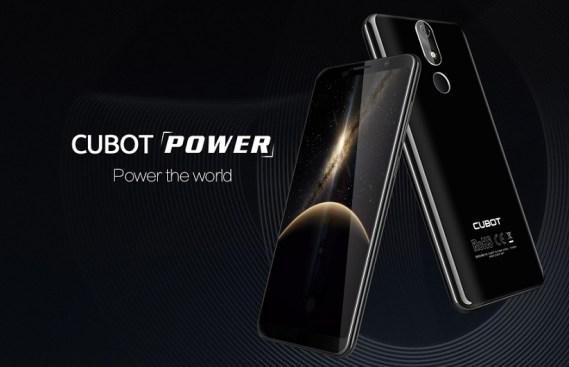 Cubot Power: Mantap dengan Baterai 6000 mAh, RAM 6GB, ROM 128GB 1