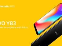 Mediatek Helio P22 dirilis: Langsung dipasang di Vivo Y83 7