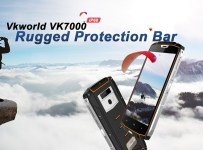 Vkworld VK7000: Smartphone Rugged Wireless Charging Murah dengan RAM 4GB 1