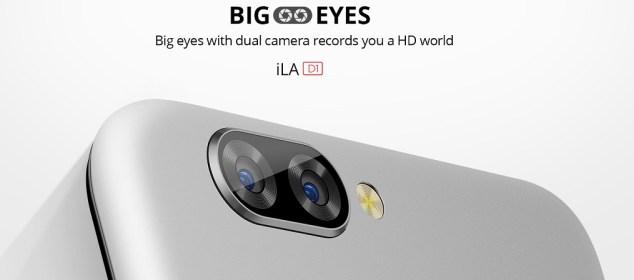 iLA D1 dengan Layar 5.2 inci dan Kamera Ganda: Harga 1 Juta Pas 5