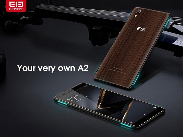 Elephone A2 siap Dirilis, Elephone A4 Pro Diperkenalkan