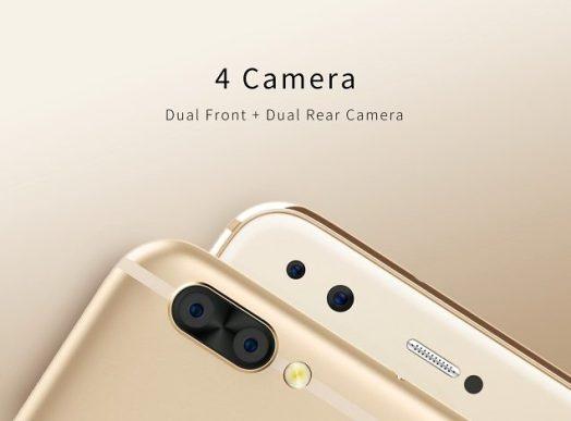 Sharp Indonesia Siapkan Smartphone 4 Kamera: Infocus Snap 4 ?? 7